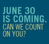 June 30 Giving