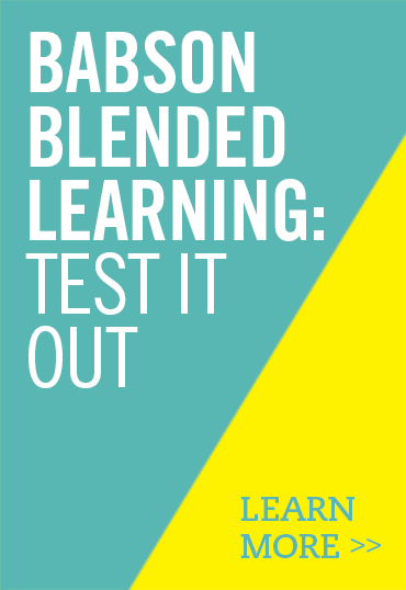 Babson Blended Learning