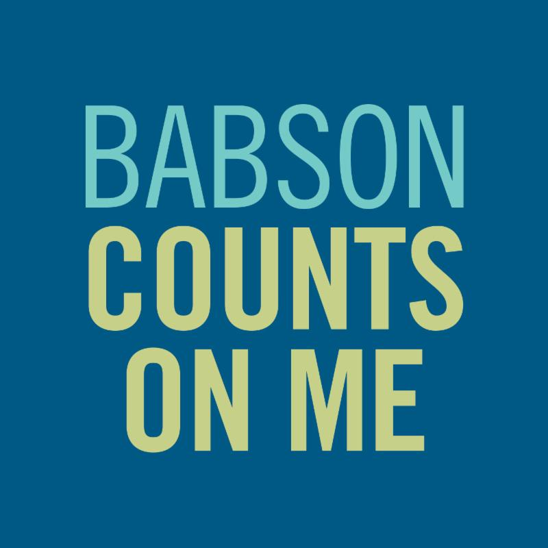 Babson Counts On Me