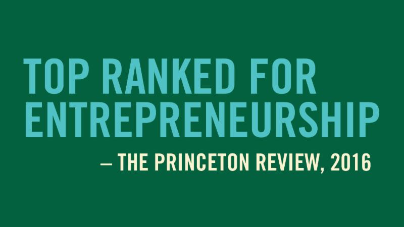 The Princeton Review Ranking