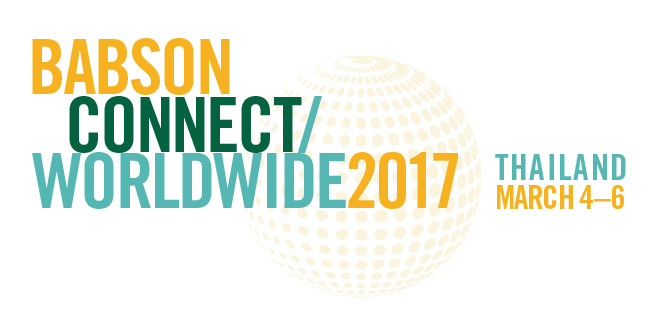 Babson Connect Worldwide 2017