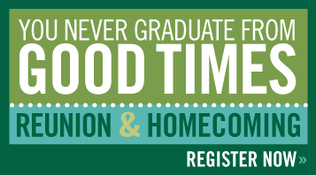 Register for Reunion and Homecoming