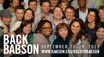 August Back to Babson