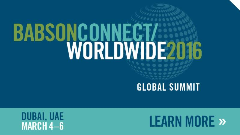 Babson Connect Worldwide