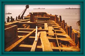 1979-aft deck in Cape Verde