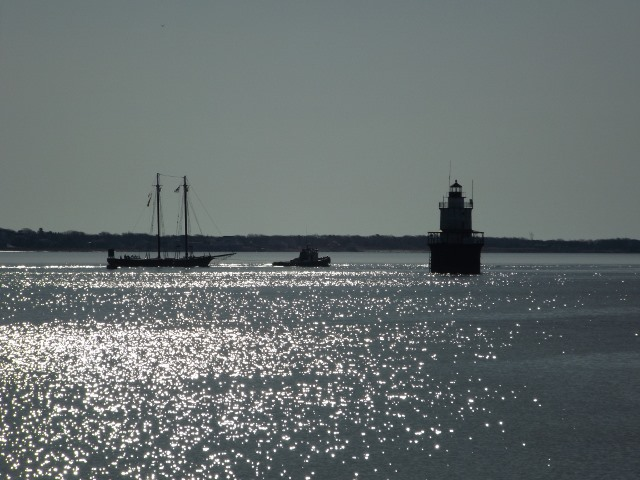 Depart New Bedford