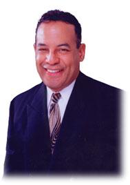 Gerry Foster in Suit