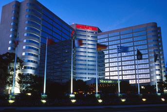 Sheraton Gateway LAX
