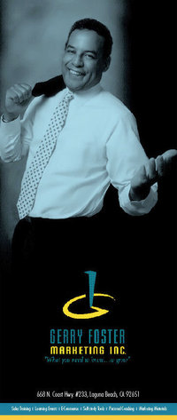 Gerry Foster w/Logo