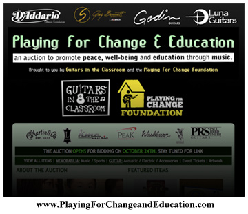 PlayingForChangeandEducation.com