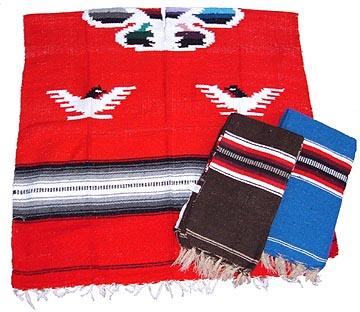 Eagle poncho