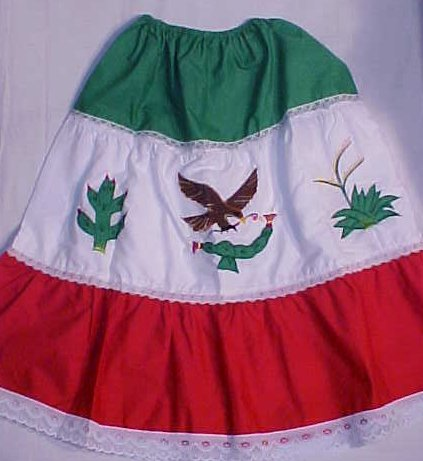 Mexico Skirt