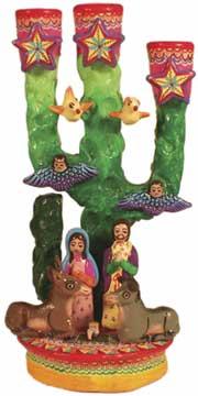 cactus nativity