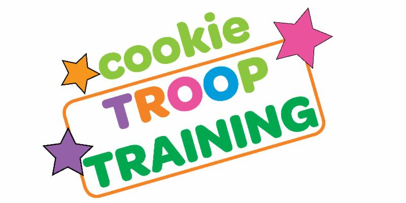 Cookie Troop Training