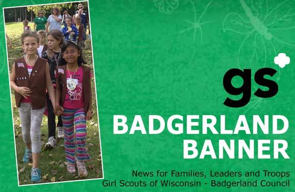 Badgerland Banner Ocotber 6