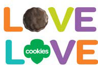 LOVE GS Cookies border