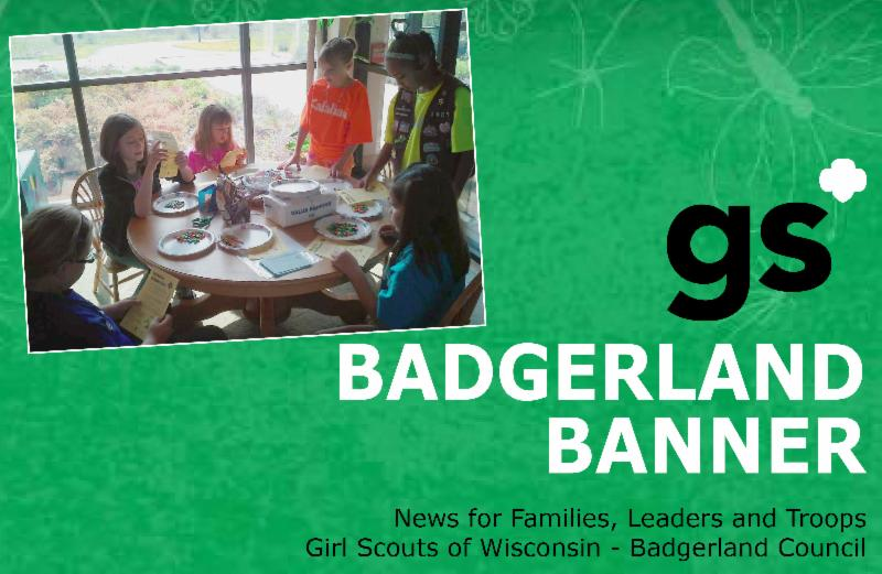 Badgerland Banner May 18, 2014