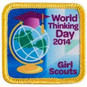 World Thinking Day 2014