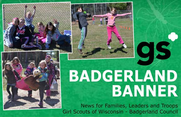 Badgerland Banner May 4