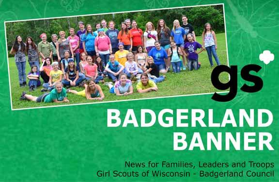 Badgerland Banner July 2014