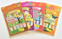 Badge Activity Sets