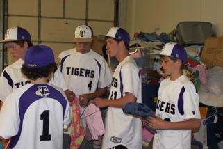 Colorado Tigers at APC