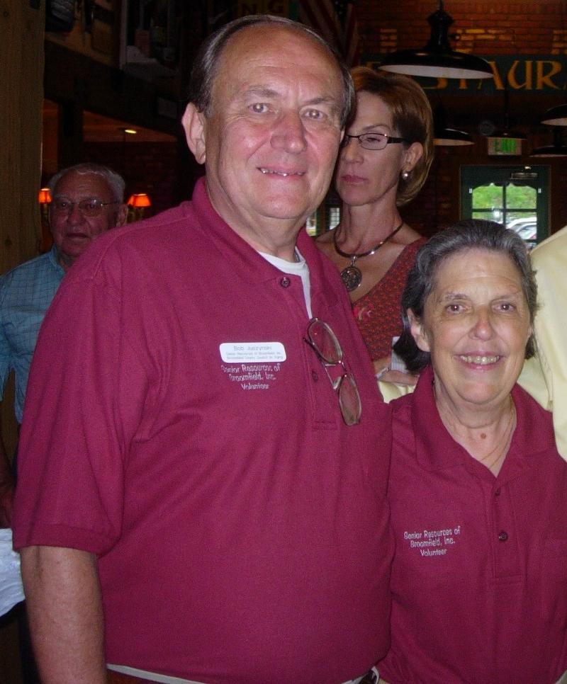 Bob and Mary Juszynski