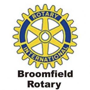 Broomfield Rotary logo