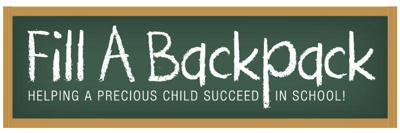 Fill A Backpack logo