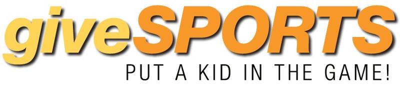 giveSPORTS logo