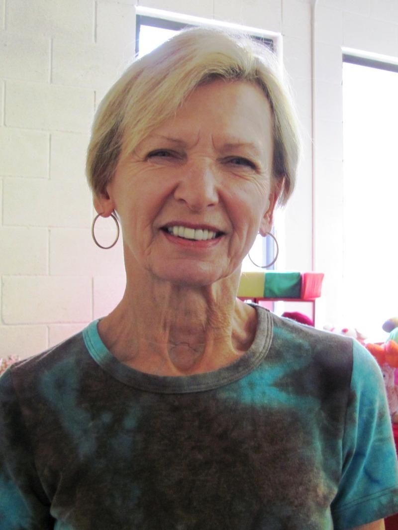 Volunteer Anelle