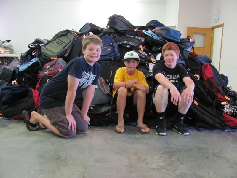 dawson volunteers
