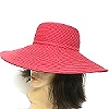 red swinger hat