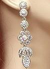 rhinestone earrings 57
