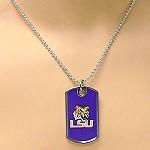 LSU necklace 91