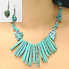 turquoise necklace 49