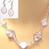 Murano style glass jewelry