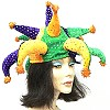 Mardi Gras fun hats