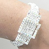 new rhinestone cuff bracelet