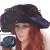 EXCEPTIONAL LADIES FALL CHURCH HAT