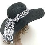 ladies summer wide brim hats