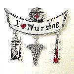nursing pendant