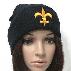 Fleur-de-Lis Stockiing Caps