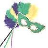 Maardi Gras mask