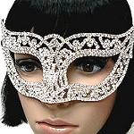 wholesale rhinestone masks