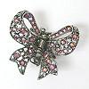 crystal hair ornament
