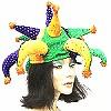 Mardi Gras novelty hats