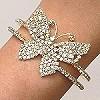 rhinestone bracelets #73