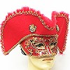 Venetian style masks
