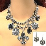 New fleur-de-lis jewelry